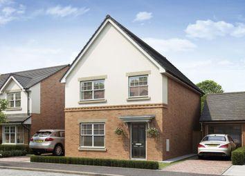 "Thumbnail Detached house for sale in ""Midford"" at Monkton Lane, Hebburn"