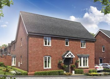 "Thumbnail 4 bedroom detached house for sale in ""Layton"" at Barnhorn Road, Bexhill-On-Sea"