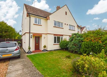 Thumbnail 3 bed semi-detached house to rent in Longs Close, Pyrford, Woking, Surrey