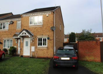 2 bed end terrace house for sale in Sandys Grove, Tipton DY4