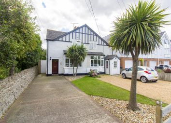 Thumbnail 3 bed semi-detached house for sale in Joy Lane, Seasalter, Whitstable