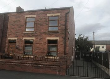 Thumbnail 1 bed flat to rent in Hey Street, Ince, Wigan