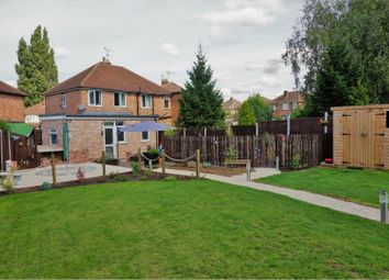 Thumbnail 3 bed semi-detached house for sale in Bradston Road, Aylestone, Leicester