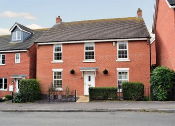 Thumbnail 4 bedroom detached house for sale in The Sidings, Shipston-On-Stour