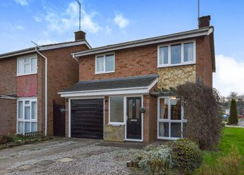 Thumbnail 3 bedroom detached house for sale in Baccara Grove, Bletchley, Milton Keynes