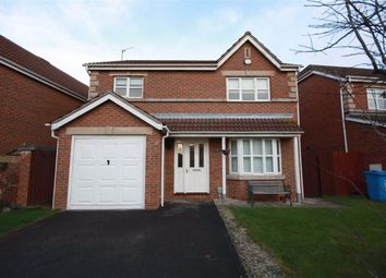 Thumbnail 4 bed detached house to rent in Corinthian Way, Victoria Dock, Hull