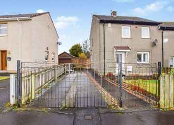 Thumbnail 2 bed end terrace house for sale in Priory Avenue, Lesmahagow