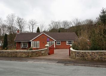 Thumbnail 3 bed detached bungalow for sale in Hillwood Road, Crewe