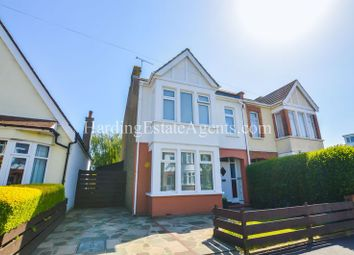 Thumbnail 3 bed semi-detached house for sale in South Avenue, Southend-On-Sea, Essex
