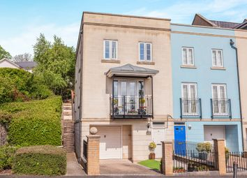 Thumbnail 3 bedroom town house for sale in Burlington Road, Portishead, Bristol