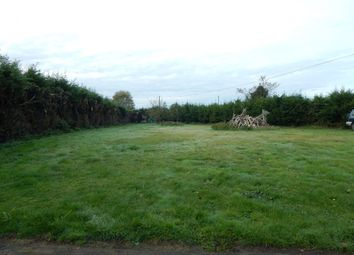 Thumbnail Land for sale in Land Opposite Hemsworth House, Norwich Road, Scoulton, Norwich, Norfolk