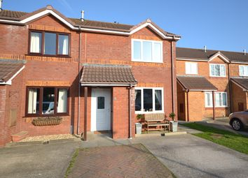 Thumbnail 2 bed end terrace house for sale in Lon Eirin, Towyn