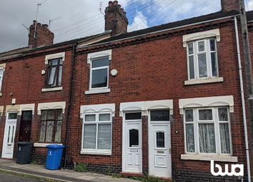 Thumbnail 2 bed terraced house for sale in 64 Derwent Street, Stoke-On-Trent