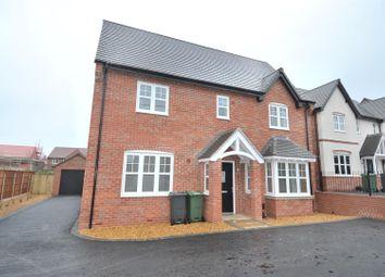 Thumbnail 4 bedroom property to rent in Brick Kiln Lane, Shepshed, Loughborough