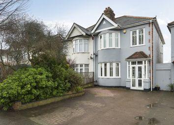 Thumbnail 3 bed semi-detached house for sale in Cedar Mount, Mottingham Lane, London