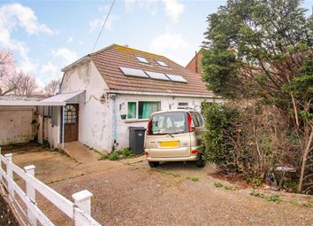 Thumbnail 2 bed detached bungalow for sale in Middle Road, Hastings, East Sussex