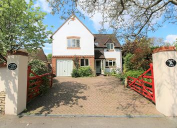 Thumbnail 4 bed detached house for sale in High Street, Haddenham, Aylesbury