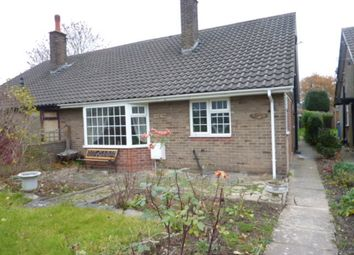 Thumbnail 2 bed semi-detached bungalow to rent in West Drive, Mickleover, Derby