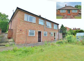 Thumbnail 2 bed detached bungalow for sale in Dereham Road, Norwich