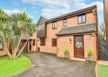 Thumbnail 4 bed detached house for sale in Laleston Close, Nottage, Porthcawl
