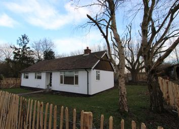 Thumbnail 3 bedroom detached bungalow to rent in Lower Road, Teynham, Sittingbourne