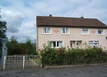 Thumbnail Semi-detached house to rent in Auldhame Street, Coatbridge