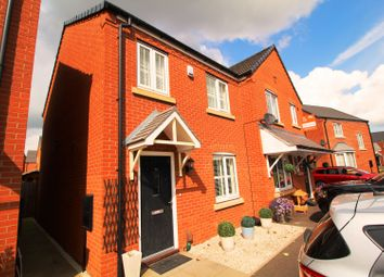 Thumbnail 3 bed semi-detached house for sale in Clensmore Street, Kidderminster