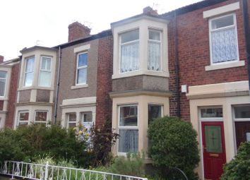 Thumbnail 2 bed flat for sale in Naters Street, Whitley Bay