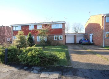 Thumbnail 4 bed semi-detached house for sale in Ambassador, Bracknell