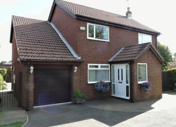 Thumbnail 4 bed detached house for sale in Whitehouse Court, Easington Village