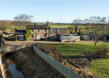 Thumbnail 5 bed detached house for sale in Hovingham, York, North Yorkshire