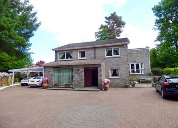 Thumbnail 4 bed detached house for sale in Bencroft, Bankend Road, Dumfries, Dumfries And Galloway