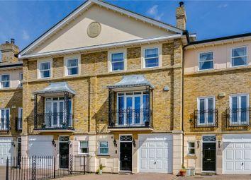 Thumbnail 4 bedroom terraced house for sale in Heidegger Crescent, London