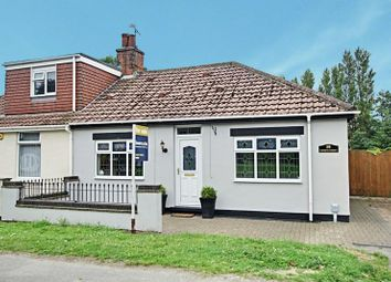 Thumbnail 3 bed semi-detached bungalow for sale in Thorn Road, Hedon, Hull