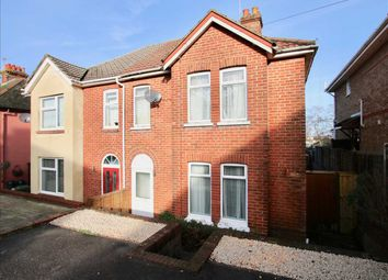 Thumbnail 4 bedroom semi-detached house to rent in Gwynne Road, Parkstone, Poole