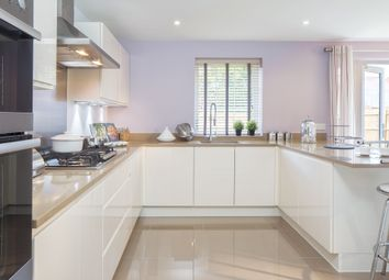 """Thumbnail 4 bed detached house for sale in """"Allendale"""" at London Road, Hook"""