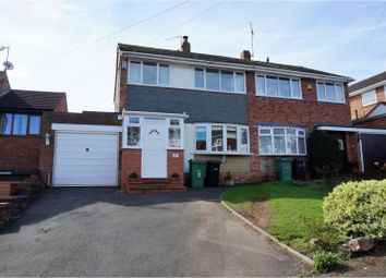 Thumbnail 3 bed semi-detached house for sale in Grange Lane, Kingswinford