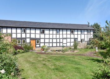 Thumbnail 4 bed end terrace house for sale in Kingsland, Herefordshire