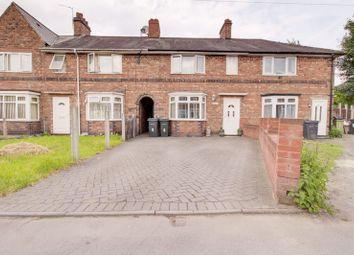 Thumbnail 3 bed terraced house for sale in Essendon Grove, Saltley, Birmingham