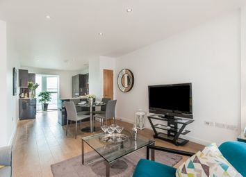 Thumbnail 2 bedroom flat for sale in Royal Dock Gardens, Custom House