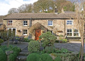 Thumbnail 3 bed property for sale in Rose Cottage, Main Street, Birchover, Matlock, Derbyhire