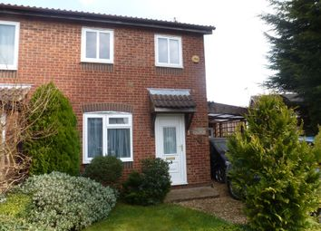 Thumbnail 2 bed semi-detached house for sale in Coniston Close, Wellingborough