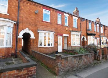 Thumbnail 3 bed terraced house for sale in Ropery Road, Gainsborough, Lincolnshire