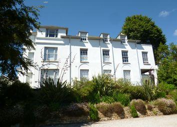 Thumbnail 1 bed flat for sale in Alverton Road, Penzance
