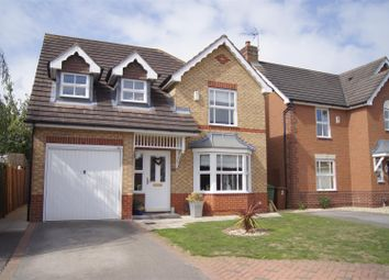 Thumbnail 4 bed detached house to rent in Levellers Way, Newark