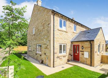 Thumbnail 3 bedroom semi-detached house for sale in Station Road, Hornby, Lancaster