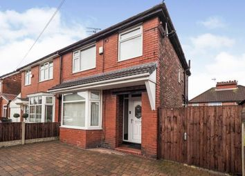 Thumbnail 3 bed semi-detached house for sale in Parkville Road, Prestwich, Manchester, Greater Manchester