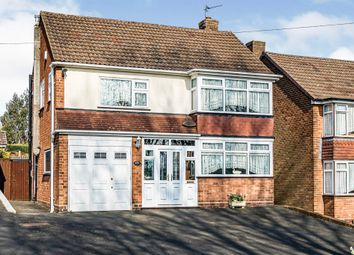 Thumbnail 3 bed detached house for sale in Dawlish Road, Dudley