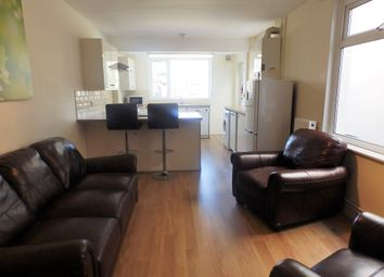 Thumbnail 5 bed shared accommodation to rent in Rhyddings Terrace, Brynmill, Swansea