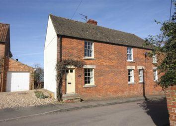 Thumbnail 3 bed semi-detached house for sale in Bradenstoke, Chippenham